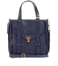 Proenza Schouler Leather Tote.