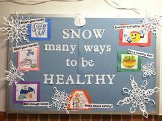 School Bulletin Board on Pinterest | Nurse Bulletin Board ...