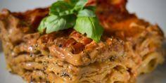 Tosi helppo lasagne