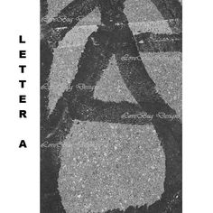 Alphabet Photography Letter A by LetterBug Designs on Etsy