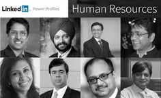 LinkedIn Power Profiles : Human Resources