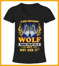 WOLF Animals Lover - Wolf shirts (*Partner-Link)
