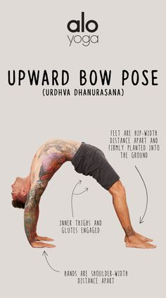 Open Your Heart Chakra In Upward Bow Pose These Tips For Alignment Will Keep You