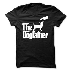 The DogFather Chihuahua T-Shirts, Hoodies. CHECK PRICE ==► https://www.sunfrog.com/Pets/The-DogFather-Chihuahua.html?id=41382