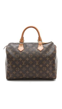 WGACA Vintage Vintage Louis Vuitton Speedy 30 City Bag 1995