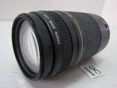 LS129BB キャノン CANON FL 75-300mm F4-5.6 Ⅱ ジャンク - ヤフオク!