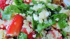 Strawberry Quinoa Salad #MyAllrecipes #AllrecipesAllstars #IMadeIt #AllrecipesFaceless
