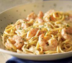 Seafood Pasta, Seafood Restaurant, Seafood Recipes, Pasta Recipes, Snack Recipes, Cooking Recipes, Copycat Recipes, Seafood Stuffed Shells, Shells Seafood