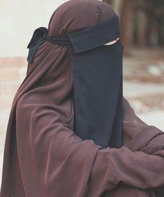 Flower of Islam Hijab Niqab, Mode Hijab, Hijab Outfit, Abaya Pattern, Niqab Fashion, Beautiful Muslim Women, Girl Hijab, Islamic Fashion, Muslim Girls