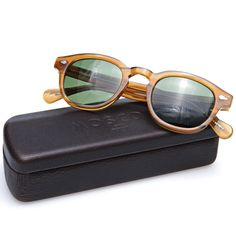 Moscot sunglasses - Available at Pati de St Barth