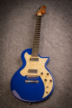 made in the USA electric guitars Unger guita