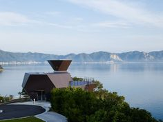 Museu de Arquitetura Toyo Ito, Imabari-shi, Ehime, Japão, 2006-2011