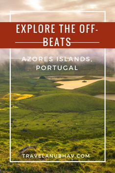 Enjoy the silence of nature in this off-beat island- Corvo Island. It is the smallest Azores Island near Portugal. Explore the crater lake and don't miss the beauty. Enjoy The Silence, Crater Lake, Azores, Travel Pictures, Islands, Portugal, Paradise, Explore, How To Plan
