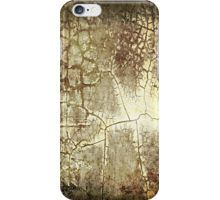Brown Crackle iPhone Case/Skin