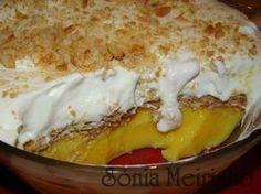 My Recipes, Sweet Recipes, Cake Recipes, Dessert Recipes, Cooking Recipes, Pasta Recipes, Portuguese Desserts, Portuguese Recipes, Portuguese Food