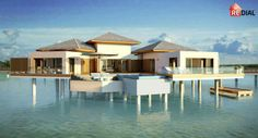 Share if you'd like this home with a 360 degree ocean view!!...