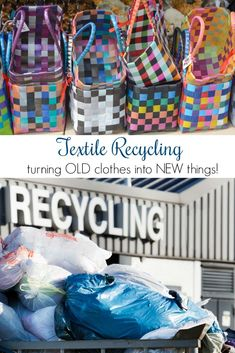68 Best Textile Recycling images in 2014 | Textile recycling