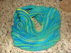 This one done in Banana Print in Redheart yarns