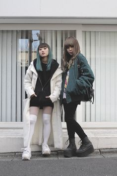 Tokyo street style is just one of the coolest things on this earth