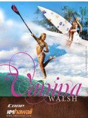 http://www.vaninawalsh.com/ Vanina Walsh on the new KM Hawaii poster