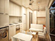 Interior - appliances and configuration