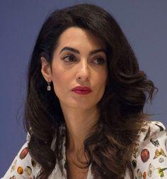 Amal Clooney (nee Alamuddin)