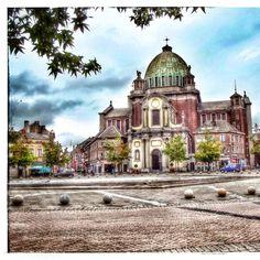 Saint Christophe #Charleroi