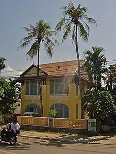Villa, Kampot