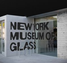 Creative Signage, Glass, York, Museum, and Lettering image ideas & inspiration on Designspiration Museum Identity, Museum Branding, Environmental Graphic Design, Environmental Graphics, Wayfinding Signage, Signage Design, Lettering, Typography, Font Logo