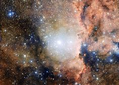 A Grand Extravaganza of New Stars - SpaceRef