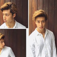 Have you gotten your summer hair style? 🌞🌞 We had the pleasure of styling this gorgeous male model for a hair photoshoot.