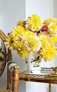 Studio Floral Dora Santoro: Se Todos Gostassem do Amarelo