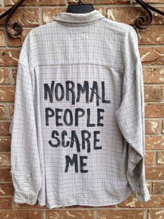 1c28f371700 hand painted grunge plaid shirts - Google Search Normal People, I Am  Scared, Soft