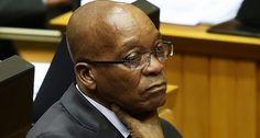 Jacob Zuma: Be afraid, be VERY afraid