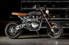 Five jaw-dropping custom motorcycles