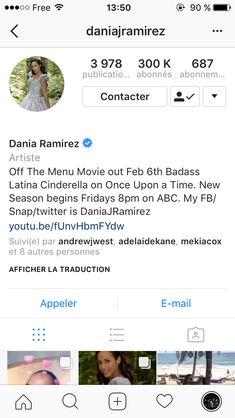 Dania Ramirez ( Jacilla / Cenderella ( saison 7 ) )