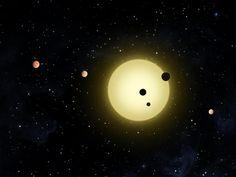19. Exoplaneten - Alles over Sterrenkunde