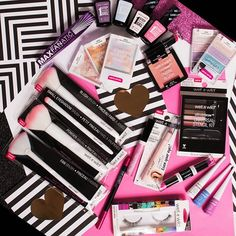Roses are red, violets are blue, makeup is better when we share it with you! Happy #ValentinesDay Wild Ones! Because we love you so much we're picking 3 winners and their BFF to win some of #wetnwildbeauty 's most loved products! Tag your bff and use the hashtag #2WILDHEARTS for a chance to win all of the amazing products in this picture! Three winners and their BFFS will be announced Monday, February 15th at 10 A.M PST. Must be a U.S. Resident.