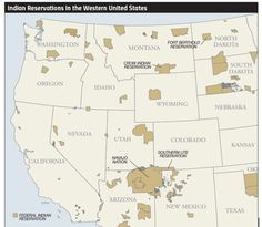 5 Ways The Government Keeps Native Americans In Poverty 3.13.14 - a caution to the rest of us.