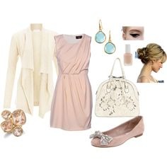 """""""soft pink"""" by rosa-lauber on Polyvore"""