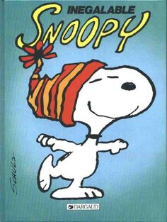 Snoopy French Edition