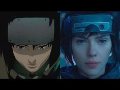 The 'Ghost in the Shell' Live-Action Trailer Gets Remade With Scenes From the Original Anime: Can the film live up to the original anime? Comic Movies, New Movies, Good Movies, Mamoru Oshii, Anime Ghost, Dj Shadow, Japanese Site, Michael Pitt, L Anime