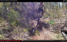Video: MTB Cornering Technique for Loose and Slippery Exits | Singletracks Mountain Bike News