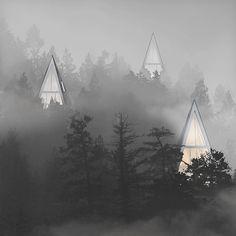 etherax: Architecture by Konrad Wójcik - Olivia Black