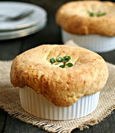 Hungry Couple: Veggie Pot Pie with a Cheesy Crust