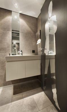 Turkcell Maltepe Plaza by mimaristudio Washroom Design, Toilet Design, Commercial Toilet, Bathroom Toilets, Bathrooms, Interior Design Elements, Restaurant Design, Room Interior, Public Restrooms