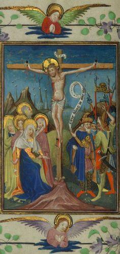 JESÚS MUERE Y MURIENDO, NOS DA LA VIDA