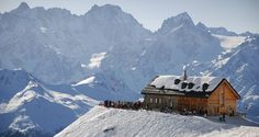 size: Photographic Print: Cabane Du Mt Fort, Verbier, Valais, Switzerland by Catherine Ames : People Around The World, Around The Worlds, Top Ski, Most Luxurious Hotels, Ski Vacation, Best Spa, Wide World, Switzerland, Places Ive Been