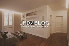 All'interno del BLOG JFD troverete una serie di articoli di Architettura e Interior Design Sartoriale focalizzati sui tema della residenza e della ristrutturazione. Leggerete le storie di come sono nate le case progettate da JFD, di quello che si nasconde dietro al processo creativo di un Interior o di un Complemento di Design.  Troverete inoltre tutta una serie di utili informazioni e suggerimenti che mirano ad azzerare i famigerati problemi che spesso stanno dietro ad un cantiere edile.