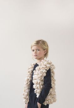 Luisa et La Luna AW'15 - Feminine yet Modern Clothes for Girls - Petit & Small